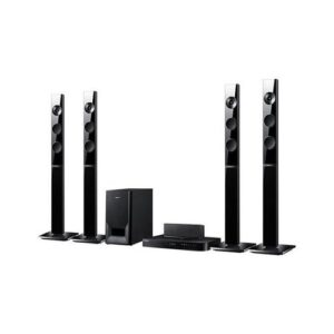 SAMSUNG HT-J5150 Home Theatre System - 5.1 Channel Black