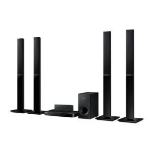 Samsung HT-J4550 Home Theatre System - 5.1 Channel Black