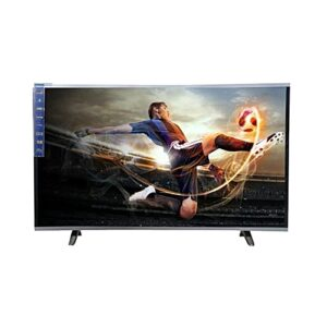 "Nasco 65F7B UHD Smart Digital LED TV - 65"" Black"