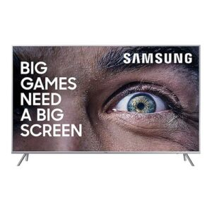 Samsung Smart 4K UHD TV (UA75MU7000) - 75 Black