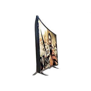 "Nasco 55Q9 Curved 4K UHD Smart LED TV - 55"" Black"