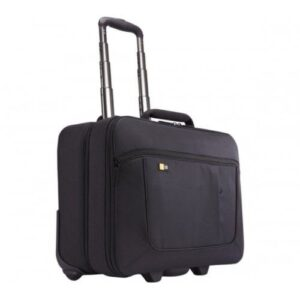 Roller Bag for iPad & 17.3 Laptops - Black