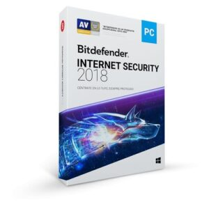 Internet Security 2018 - 1 Year 1 PC