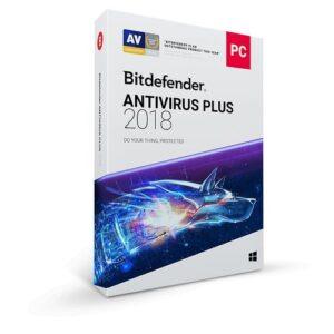 Antivirus Plus 2018 - 1 Year 1 PC