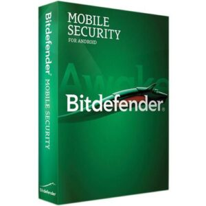 Mobile Security for Android - 1 Year 1 Device