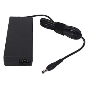 Asus Replacement Small Pin Laptop Charger - Black