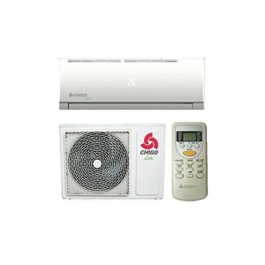 CHIGO Split Air Conditioner 2.0 HP 3 STAR-R410 (CS 51-P150-AV)
