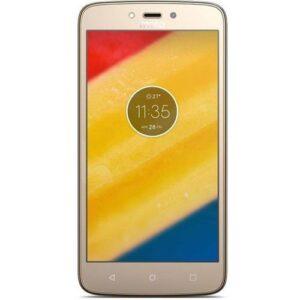 Motorola Moto C Plus 4G Dual SIM 16GB HDD - Gold