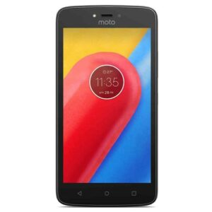 Motorola Moto C 4G Dual SIM 16GB HDD - Black
