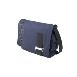 17 Messenger Laptop Bag - Blue
