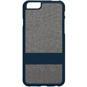 iPhone 6 Fabric Slim Case - Blue